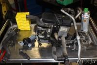 Autonomu sildītāju remonts